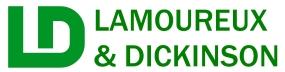 L & D green logo_name